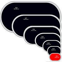 Латка камерная овальная О1 (24х36мм), фото 1