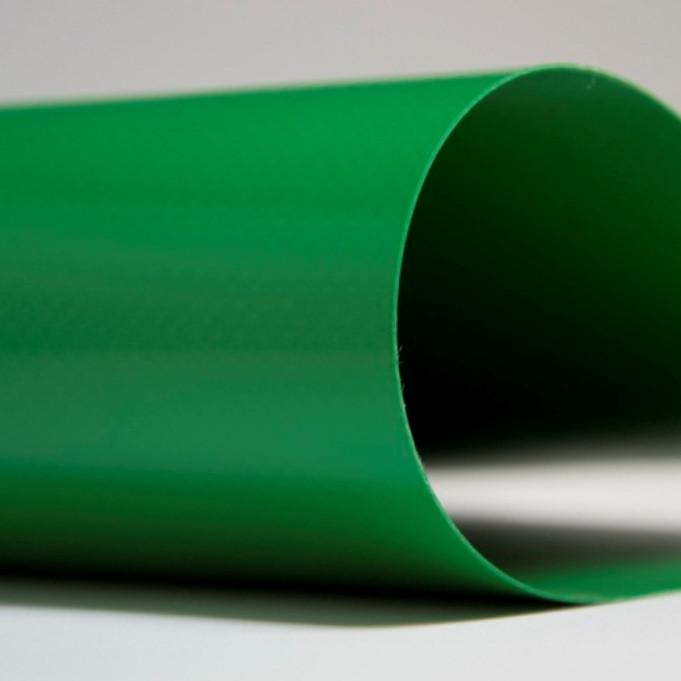 Зеленая тентовая ткань (650гр.) 2,5м