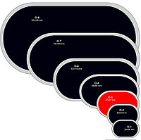Латка камерная овальная О3 (37х57мм), фото 1