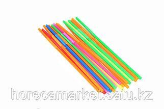 Трубочки для коктейля декоративные (50 шт), фото 2