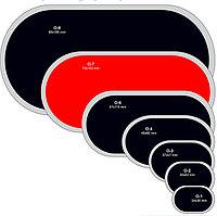 Латка камерная овальная О7 (70х150мм)