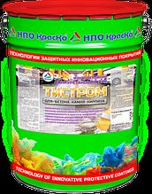 Тистром - полиуретановый лак для бетона 20 л