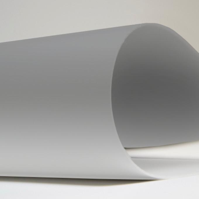 Тентовая ткань серый металлик (650гр.) 2,5м х 50м