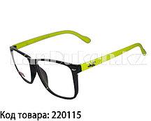 Компьютерные очки Ray Ban неоново-желтые