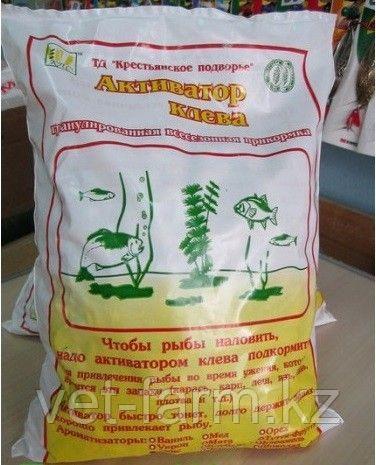 Активатор клева кукуруза 1кг