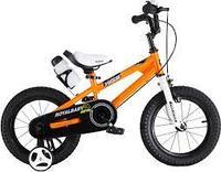"""ROYAL BABY Велосипед двухколесный FREESTYLE 16"""" Оранжевый ORANGE"""