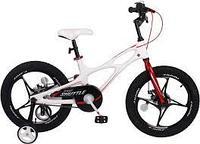 "ROYAL BABY Велосипед двухколесный SPACE SHUTTLE 16"" Белый WHITE, фото 1"