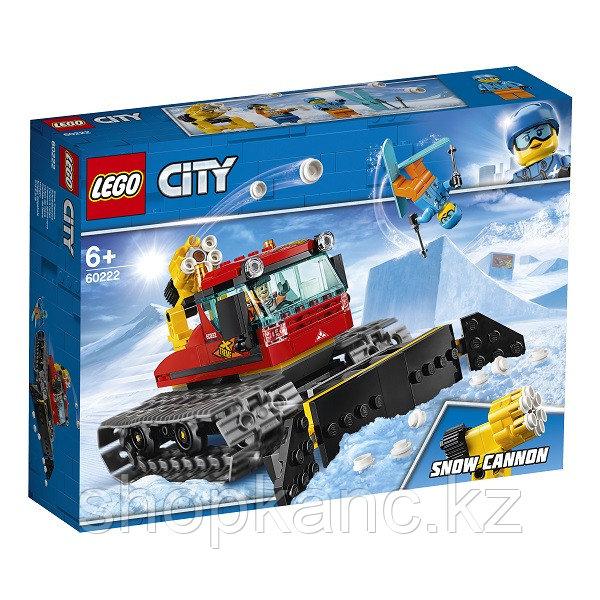 Игрушка Город Транспорт: Снегоуборочная машина