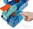 """Hot Wheels Игровой набор """"Голодная Акула-робот"""", Хот Вилс Измени цвет, фото 6"""