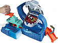 """Hot Wheels Игровой набор """"Голодная Акула-робот"""", Хот Вилс Измени цвет, фото 7"""