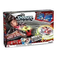 Spinner M.A.D. Бластер пускатель Огненный Шторм, одиночный. Красный