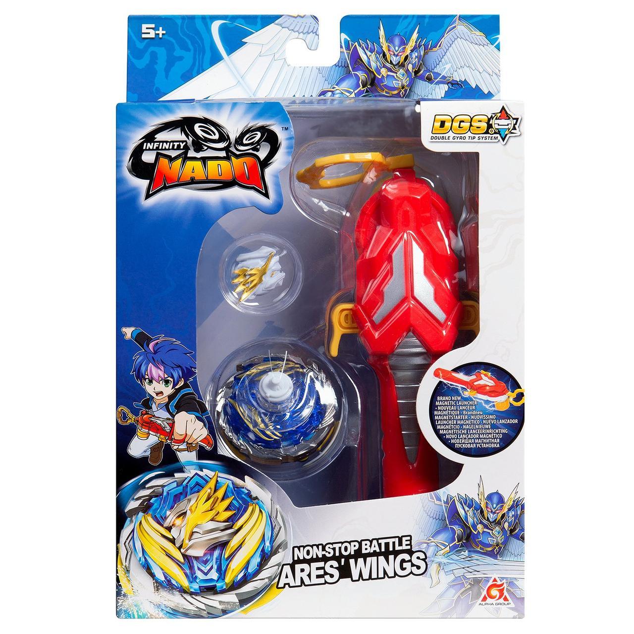 Инфинити Надо Волчок «Ориджинал» Ares Wings, Крылья Ареса, баланс