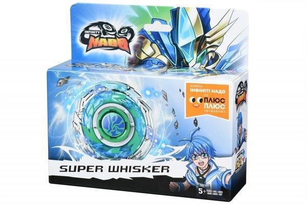 Инфинити Надо Волчок в закрытой упаковке «Супер Вихрь» (Super Whisker), баланс