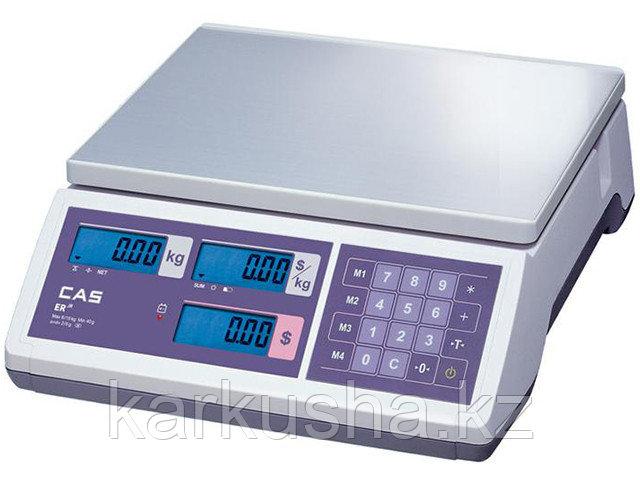 Торговые весы ER-JR-15CB