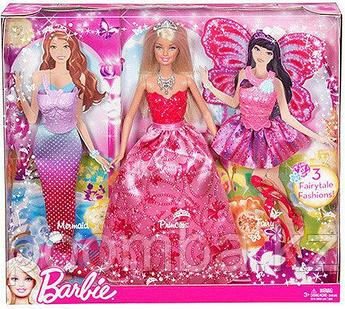 Кукла Barbie Королевский наряд