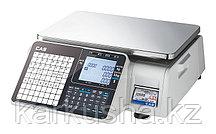 Торговые весы с печатью этикеток CL3000J-06B