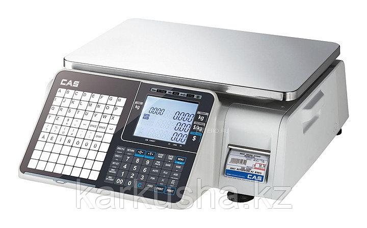Торговые весы с печатью этикеток CL3000J-15B