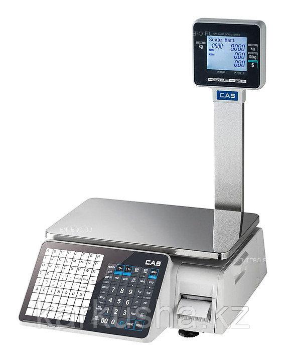 Торговые весы с печатью этикеток CL3000J-15P