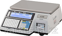 Торговые весы с печатью этикеток CL3000-06B