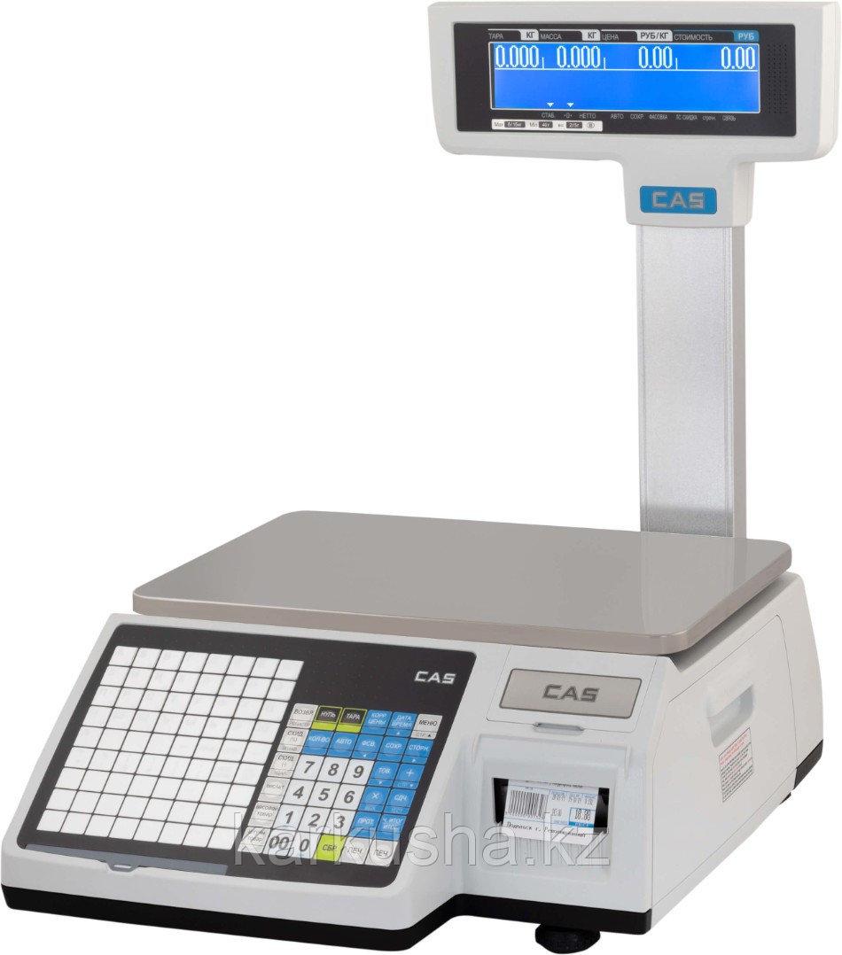 Торговые весы с печатью этикеток CL3000-06P