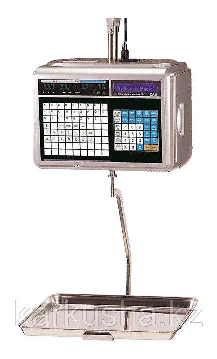 Торговые весы с печатью этикеток CL5000-15H