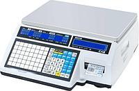 Торговые весы с печатью этикеток CL5000J-06IB