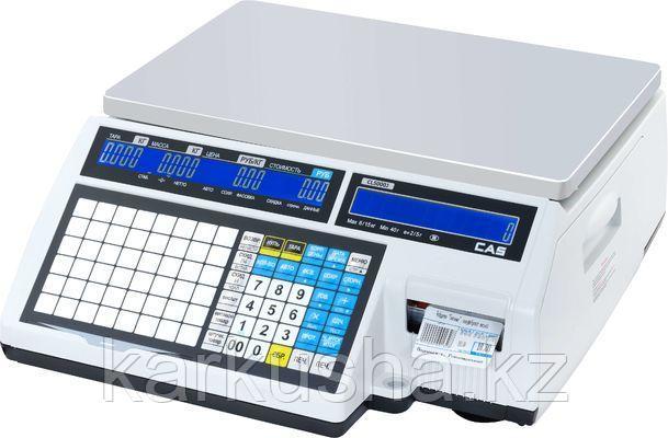 Торговые весы с печатью этикеток CL5000J-15IB