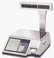 Торговые весы с печатью этикеток CL5000J-15IP