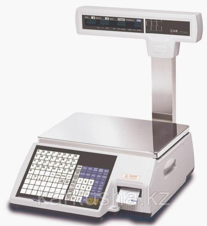 Торговые весы с печатью этикеток CL5000J-30IP