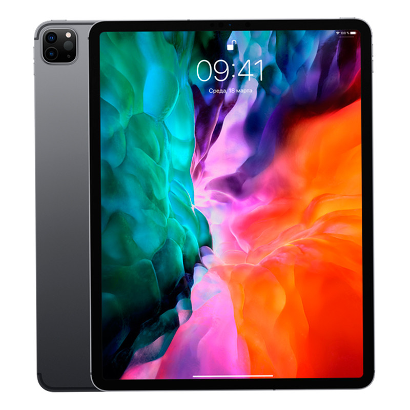 "IPad Pro 11"" (2020) 1Tb Wi-Fi + Сellular Space Gray"