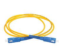 Оптический патч-корд 3 метра (желтый)