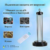 Ультрафиолетовая бактерицидная лампа для дезинфекции