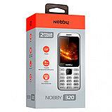 Мобильный телефон Nobby 320 золото, фото 3