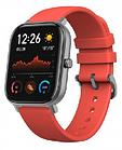 Умные часы Xiaomi Amazfit GTS Red (Vermillion Orange)