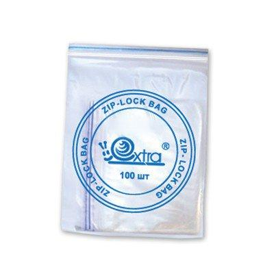 """Пакет """"Zip-Lock"""" ПВД 40х50см, 100 шт"""