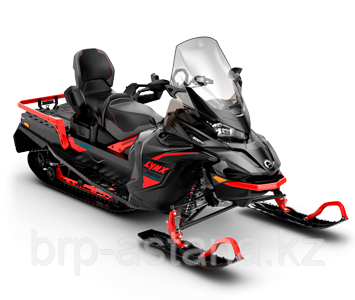 Снегоход 69 Ranger Snowcruiser 900 ACE Черно-серый 2021