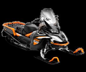 Снегоход 69 Ranger STD 900 ACE Черно-оранжевый 2021