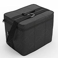 Автомобильная сумка Автолидер (30х30х20 см), Чёрный-чёрный