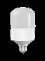 Светодиодная лампа ПРОГРЕСС PRO T 45Вт E27 с переходником Е40 6500К