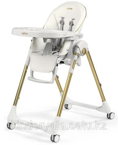 Peg Perego: Стульчик PR.PAPPA FOLLOW ME  PEG PEREGO GOLD