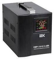 Стаб электрон СНР 1-0-8 кВА (1ф) IEK (1)