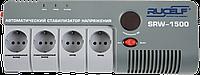 Стаб электрон СНР 1,5 кВА (1ф) сет.фильтр SRW-1500-D RUCELF (1)