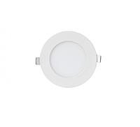 LED СПОТ ROUND/R встраиваемый 3W 240Lm d85x8,5 6500K IP20 MEGALIGHT (100)