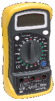 Мультиметр цифровой Master MAS838L IEK (40)