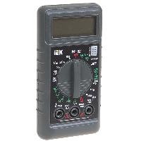 Мультиметр цифровой Compact M182 IEK (100)