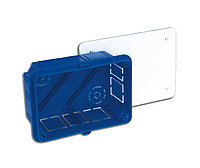 KSC 11-501 (коробка для подштукатур монтажа 100*120*65) (60)