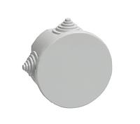 КМ41237 распаячн. для о/п d75х40 мм IP44 (4 гермоввода) IEK (60) NEW