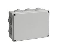 КМ41244 распаячн. для о/п 190х140х70 мм IP55 (10 гермовводов IEK (20) NEW