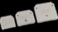 Заглушка для ЗНИ-16мм ² серый IEK* (500)