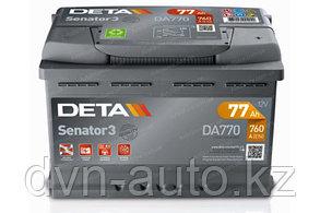 Аккумулятор DETA  DA 770  (77 Аh -+)